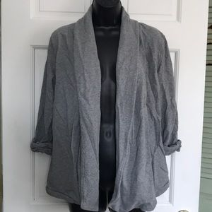 100% cotton Andrea jovine cardigan
